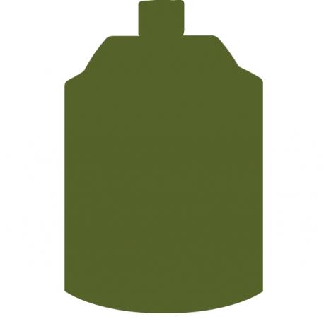 Caliban Green Spray 62-17