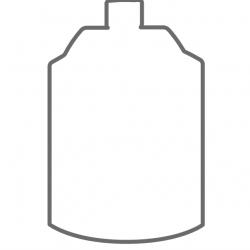 Белый спрей-грунтовка (Skull White Primer Spray) 62-01