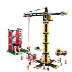 "Constructor ""Construction crane"", 1461 parts (1563319)"