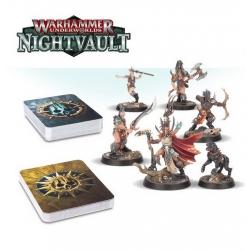 Warhammer Underworlds: Nightvault. Godsworn Hunt (110-42-21)
