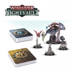 Warhammer Underworlds: Nightvault. Mollogs Mob (110-41-21)