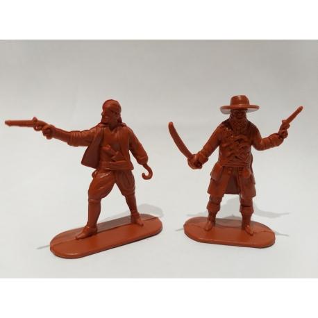 Pirates, two figures (brawn) 002
