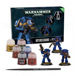 Intercessors & Paint Set (60-11-60)