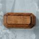 Wooden stand, 65x30x20 mm, oak (2124358)