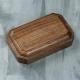 Wooden stand 80х50х20 mm, walnut (4366906)