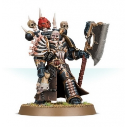 CHAOS SPACE MARINES MASTER OF EXECUTIONS (43-44)