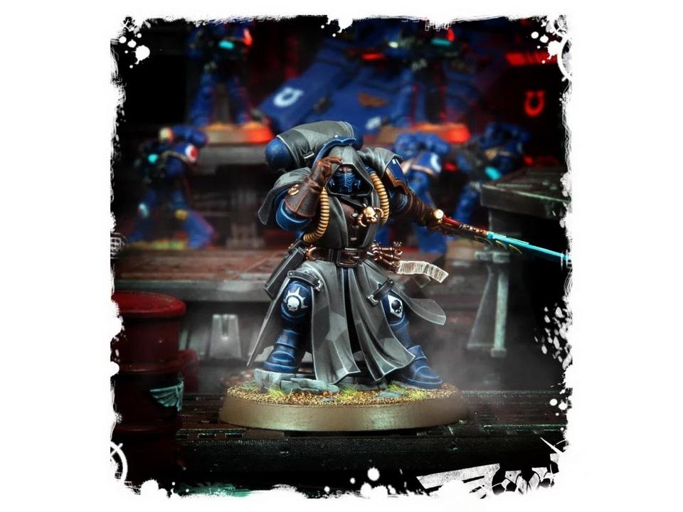 Warhammer 40.000 Primaris Librarian in Phobos-R/üstung Armour 40K 48-67 Adeptus Astartes