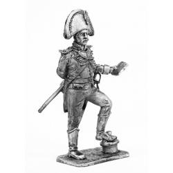Офицер шведского гренадерского полка, 1808-17 г.г. (656)