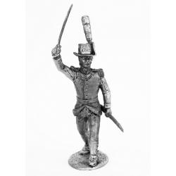 Офицер Ломбардийского легиона, 1796-97 г.г. (663)