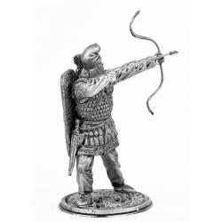 Скиф стреляющий из лука (652)