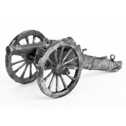 Русская 12-ти фунтовая пушка (T31)