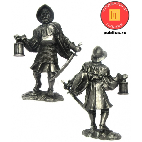 Silesian Knight, 15th Century (PR-54037)