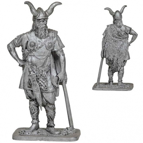 Leader of the Bronze Age, 800 BC (54-43)