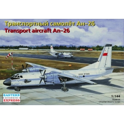 1/144 Самолет Антонов Ан-26 (Аэрофлот) (14482)