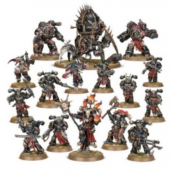 """Start Collecting! Chaos Space Marines """"Начни коллекционировать! Космический десант хаоса"""" (70-40)"""