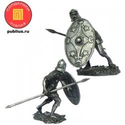 Легионер вспомогательной когорты XXIV легиона, 1-2 вв н.э. (PR-54044a)