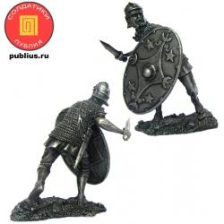 Легионер вспомогательной когорты XXIV легиона, 1-2 вв н.э. (PR-54044b)