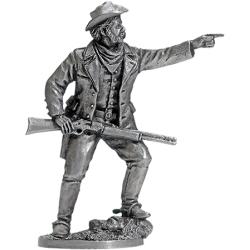 Cowboy with a rifle (WW-25)