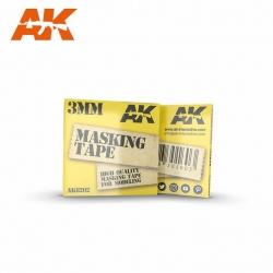 AK Interactive MASKING TAPE: 3MM (AK-8202)