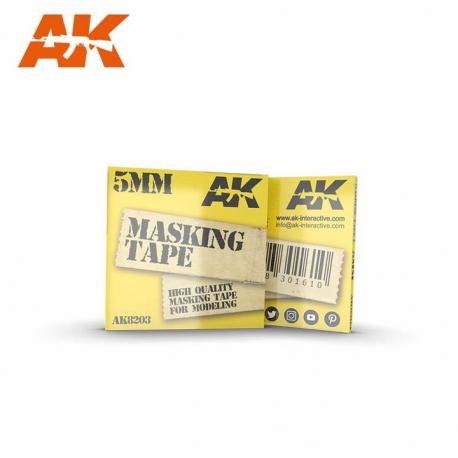 AK Interactive MASKING TAPE: 5MM (AK-8203)