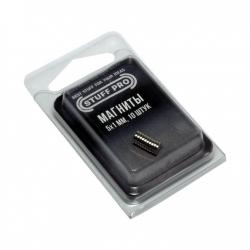 Магниты STUFF-PRO для миниатюр (10 штук, 5х1 мм) 231358