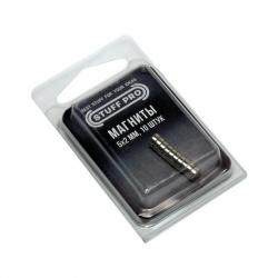 Магниты STUFF-PRO для миниатюр (10 штук, 5х2 мм) 231359