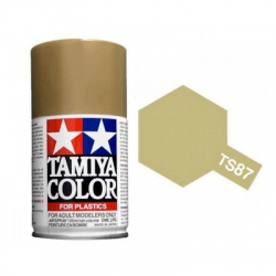 TS-87 Titan Gold - 100ml Spray Can (85087)