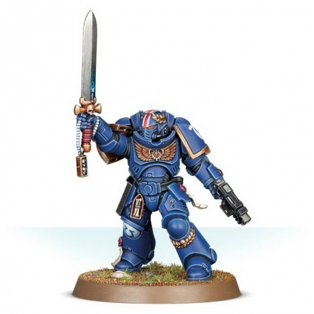 Primaris Lieutenant with Power Sword (48-84)