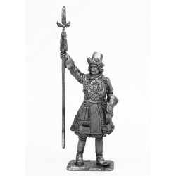 Artillery company officer. Russia, 1700 (698)