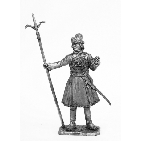 Gunner. Russia, 1700 (699)