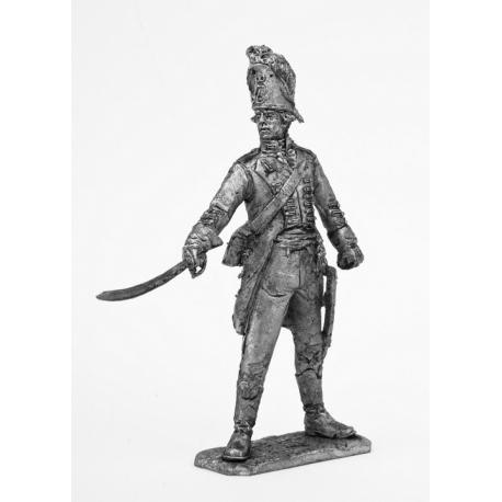 Chevolier officer. Principality of Hesse-Darmstadt, 1803 (710)