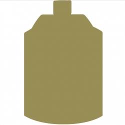 Спрей-грунтовка Пыль Зандри (Zandri Dust Spray) 62-20