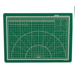 Jas Коврик для резки самовосстанавливающийся 3-х слойный. Размер 220х300 (А4) 4504