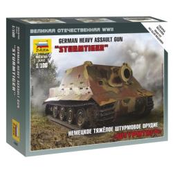 """Sturmtiger heavy assault gun """"Shturmtiger"""" (6205)"""