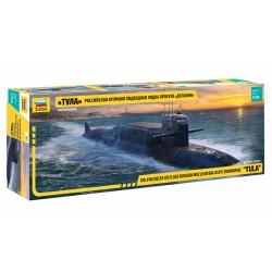 """Delfin (Delta IV) Class Russian nuclear ballistic submarine """"TULA"""" (9062)"""