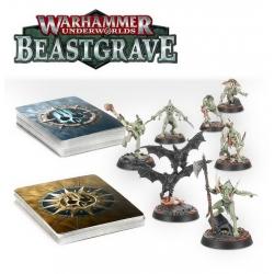 "WH UNDERWORLDS: Beastgrave - The Grymwatch (""Гримвотч"" (рус.)) 110-63-21"