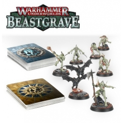 WH UNDERWORLDS: Beastgrave - The Grymwatch (RUS) 110-63-21