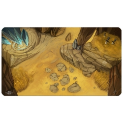 Blackfire Playmat - Battleground Edition Plains - Ultrafine (240095)