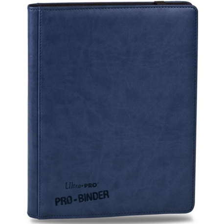 Ultra-Pro Premium Pro-binder Album with 20 Embedded 3x3 Sheets - Blue (84193)