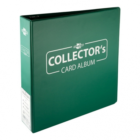 Blackfire Collectors Album - Green (02184)