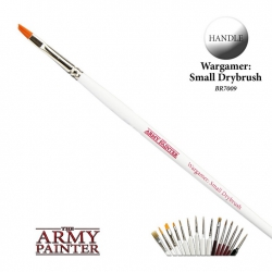 Кисть для драйбраша Wargamer Brush: Small Drybrush (BR7009)