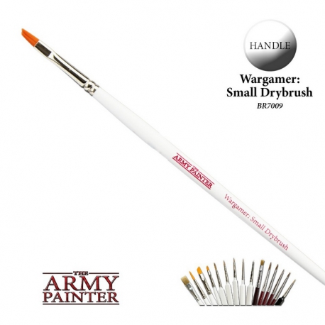 Wargamer Brush: Small Drybrush (BR7009)