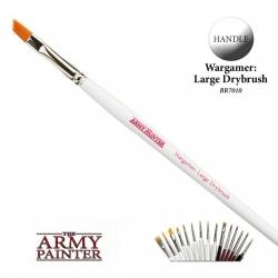Кисть для драйбраша Wargamer Brush - Large Drybrush (BR7010)