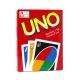 Cards for the board game UNO (plastic, box)