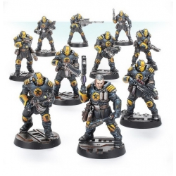 NECROMUNDA: PALANITE ENFORCER PATROL (300-45)