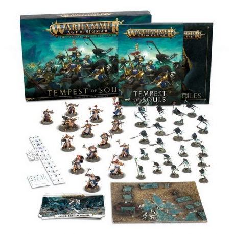 AGE OF SIGMAR: TEMPEST OF SOULS (RUS) 80-19-21
