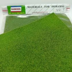 DasModel 1/35 Grass (A4 Sheet) (Summer) 3030