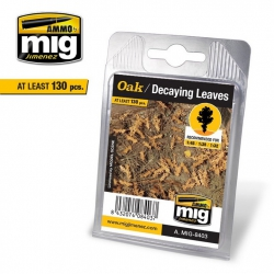 Ammo Mig OAK - DECAYING LEAVES (AMIG8403)