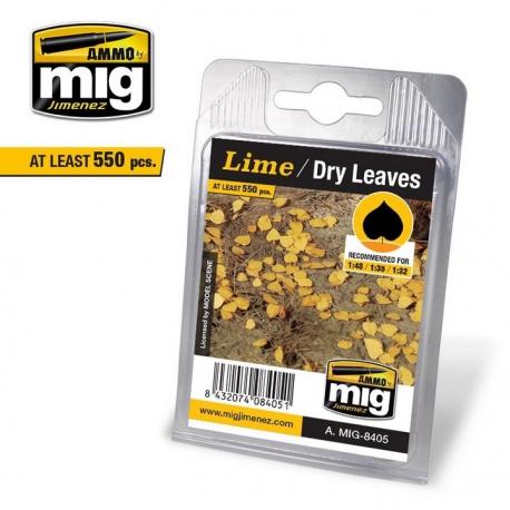 Ammo Mig LIME - DRY LEAVES (AMIG8405)