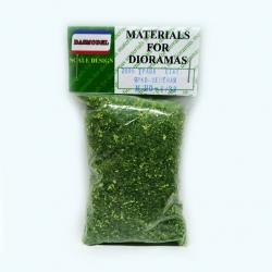 DasModel 1/35 Grass bright green, static (2998)